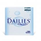 Focus Dailies Toric 90 Pack