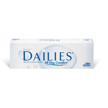 Focus Dailies 30 Pack