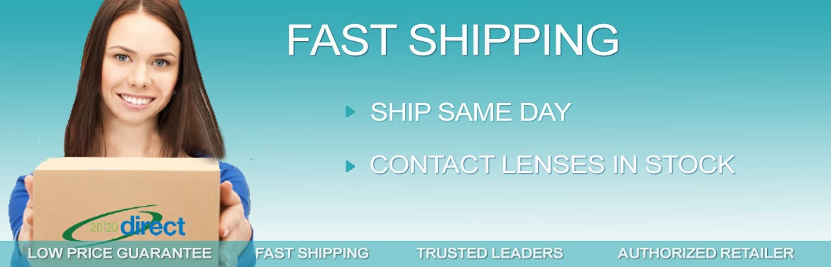 Fast Shipping On Contact Lenses